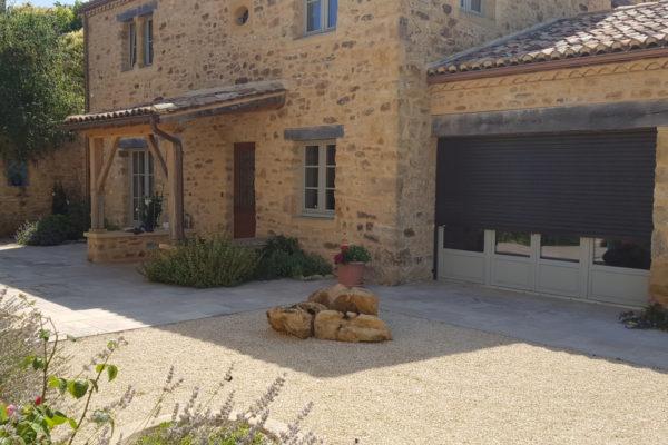 Rénovation, Dordogne, maison, Périgord, pierres
