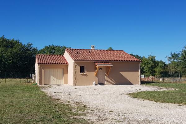 Maison, Périgord, Dordogne, construction, neuf