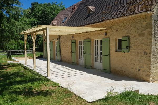 Rénovation, Dordogne, Périgord Noir, pierres